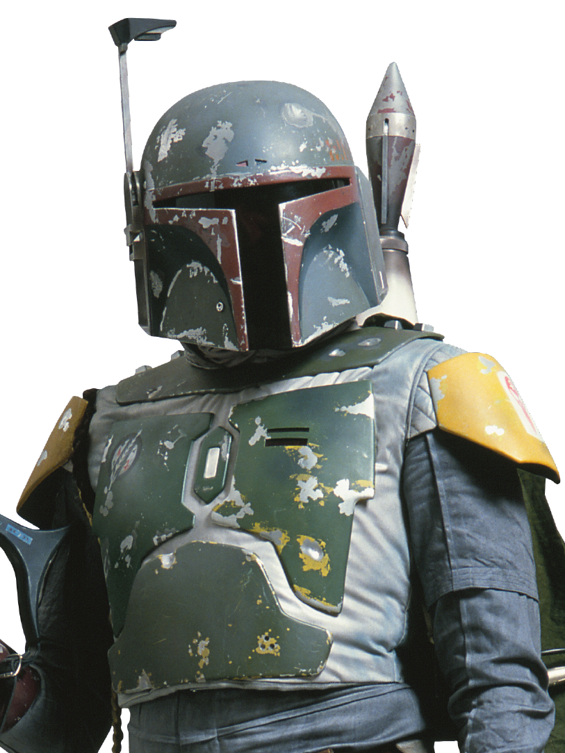 Boba Fett Empire Strikes Back Han Solo Star Wars 11 x 17 High Quality Poster