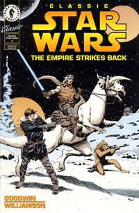 Classic Star Wars - The Empire Strikes Back 1