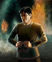 CorSec Captain SWGTCG