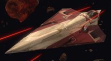 Jedi Starfighter EpII