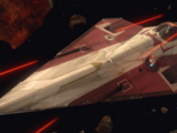 Delta-7 Aethersprite-class light interceptor/Legends
