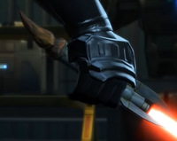 Scourge Lightsaber