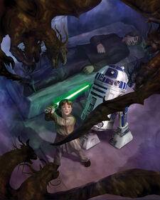 The Jedi Academy