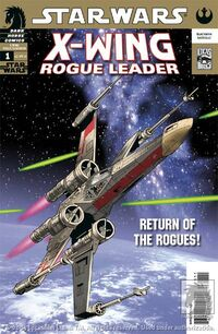 X-Wing - Rogue Leader 1