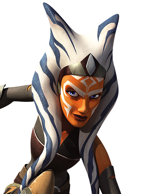 Ahsoka Tano | Wookieepedia | FANDOM powered by Wikia