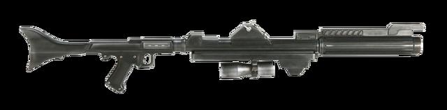 File:DC-15 blaster rifle - SW Card Trader.png