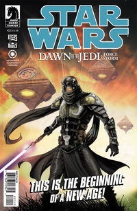 Dawn of the Jedi - Force Storm 1