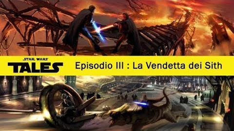 Episodio III La Vendetta dei Sith, Riassunto Completo