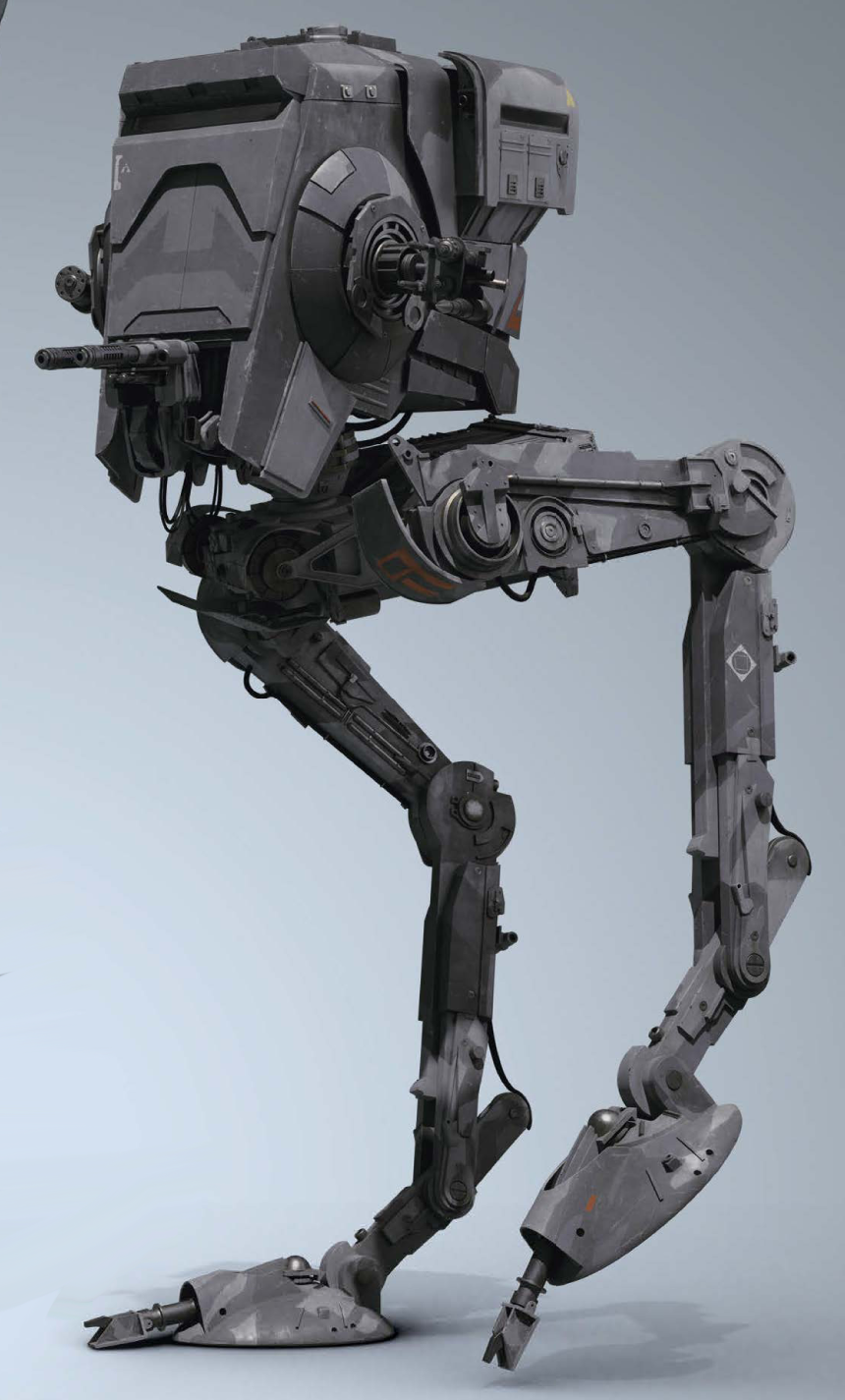Image result for at-st first order