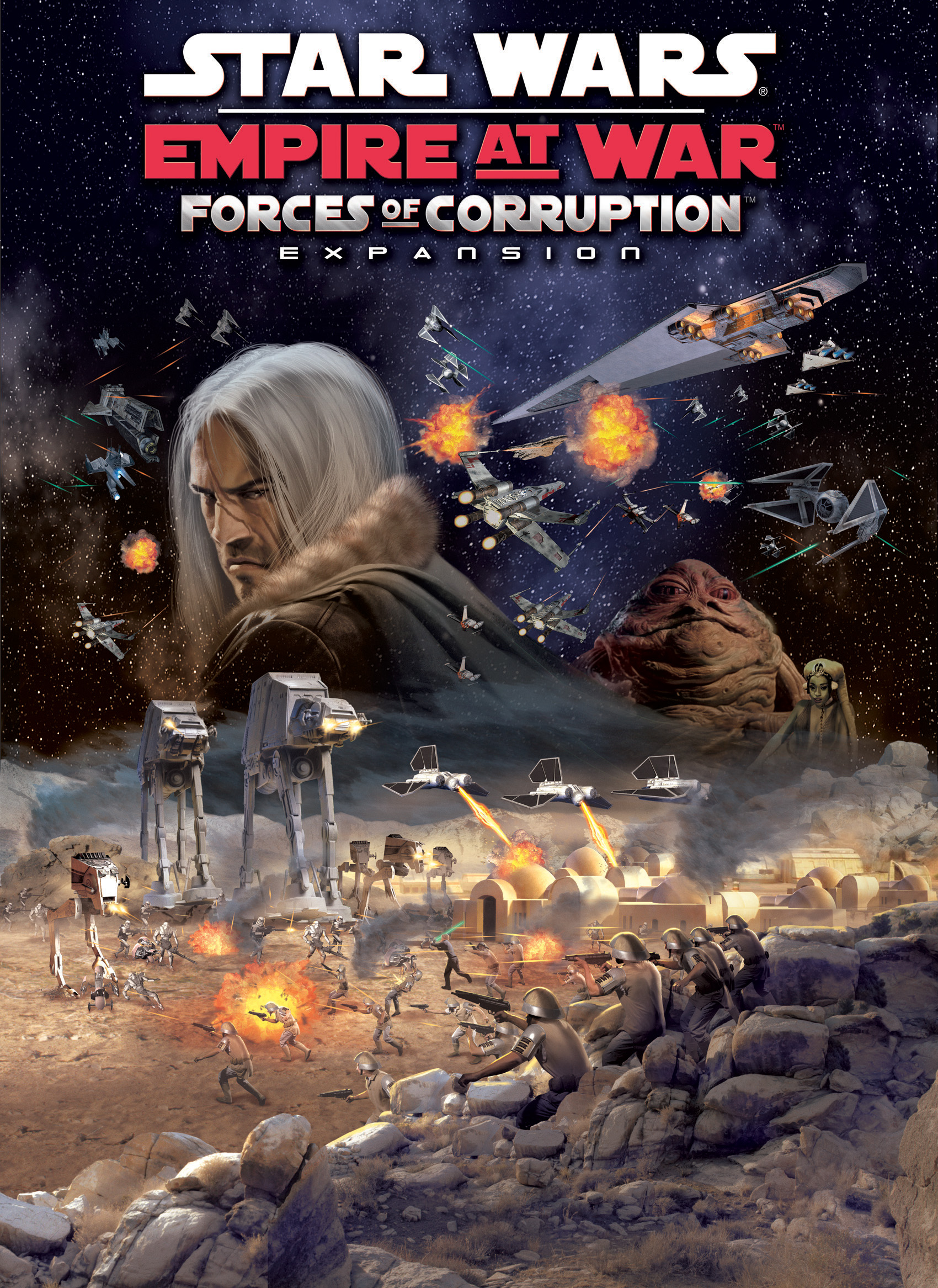 Star Wars: Empire at War: Forces of Corruption | Wookieepedia