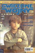 Gwiezdne wojny Komiks 2-1999