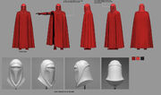 Red guard conceptart