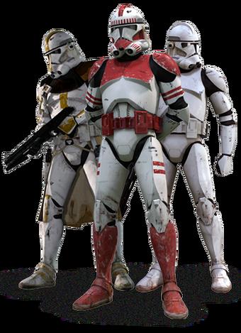 Clone Trooper Wookieepedia Fandom
