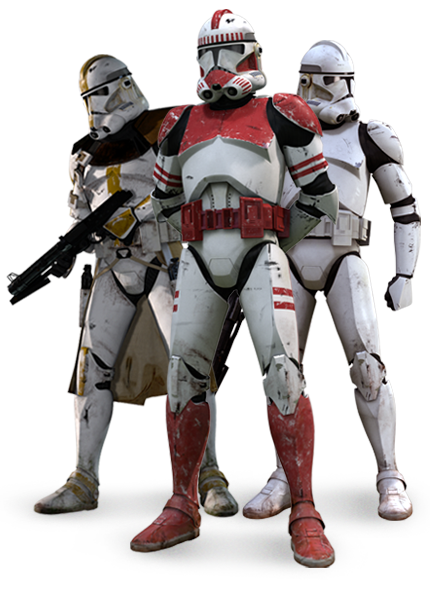 Phase ii clone trooper armor wookieepedia fandom powered by wikia phase ii clone trooper armor malvernweather Images