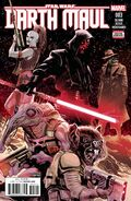 Darth Maul 3 2nd Printing