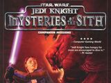 Star Wars: Jedi Knight: Mysteries of the Sith