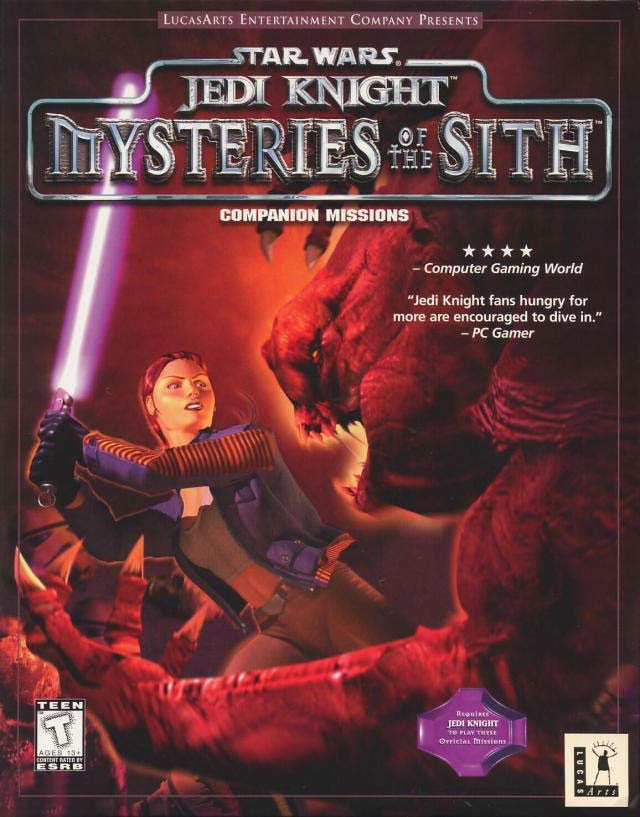 Image result for darkforces mysteries of the sith