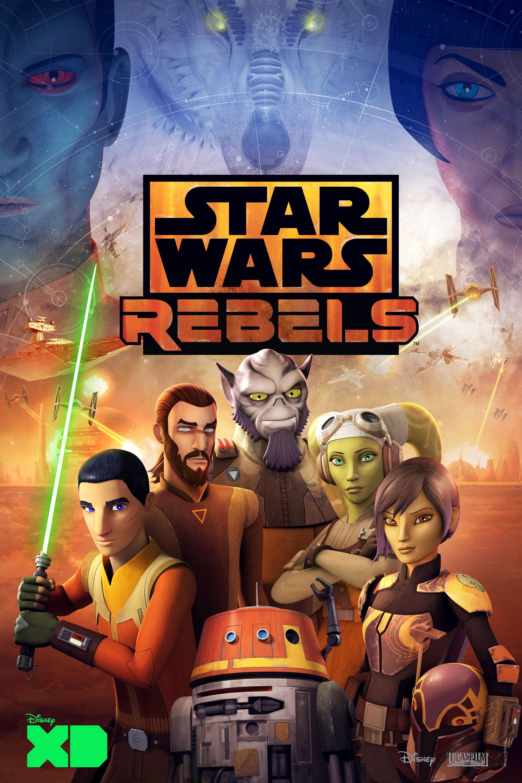 Poster for Star Wars Rebels