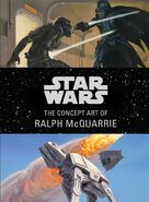 Star Wars The Concept Art of Ralph McQuarrie Mini Book