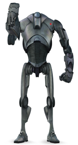 B2 Super Battle Droid Wookieepedia Fandom Powered By Wikia
