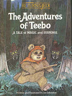 The Adventures of Teebo - A Tale of Magic and Suspense