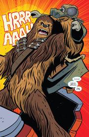 Chewie vs Zuckuss
