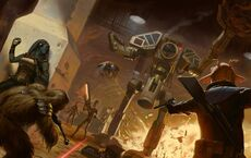 Mine Firefight EotE Game Master's Kit by Jake Murray