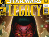 Star Wars: Legacy 34: Storms 1