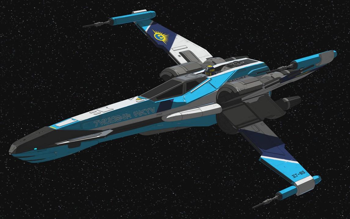T-85 X-wing | Wookieepedia | Fandom