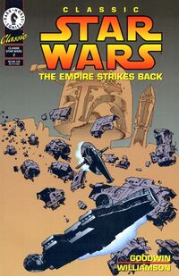 Classic Star Wars - The Empire Strikes Back 2