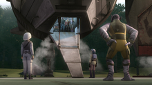 In the Name - Rebels Arrive on Yavin 4