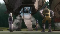 In the Name - Rebels Arrive on Yavin 4