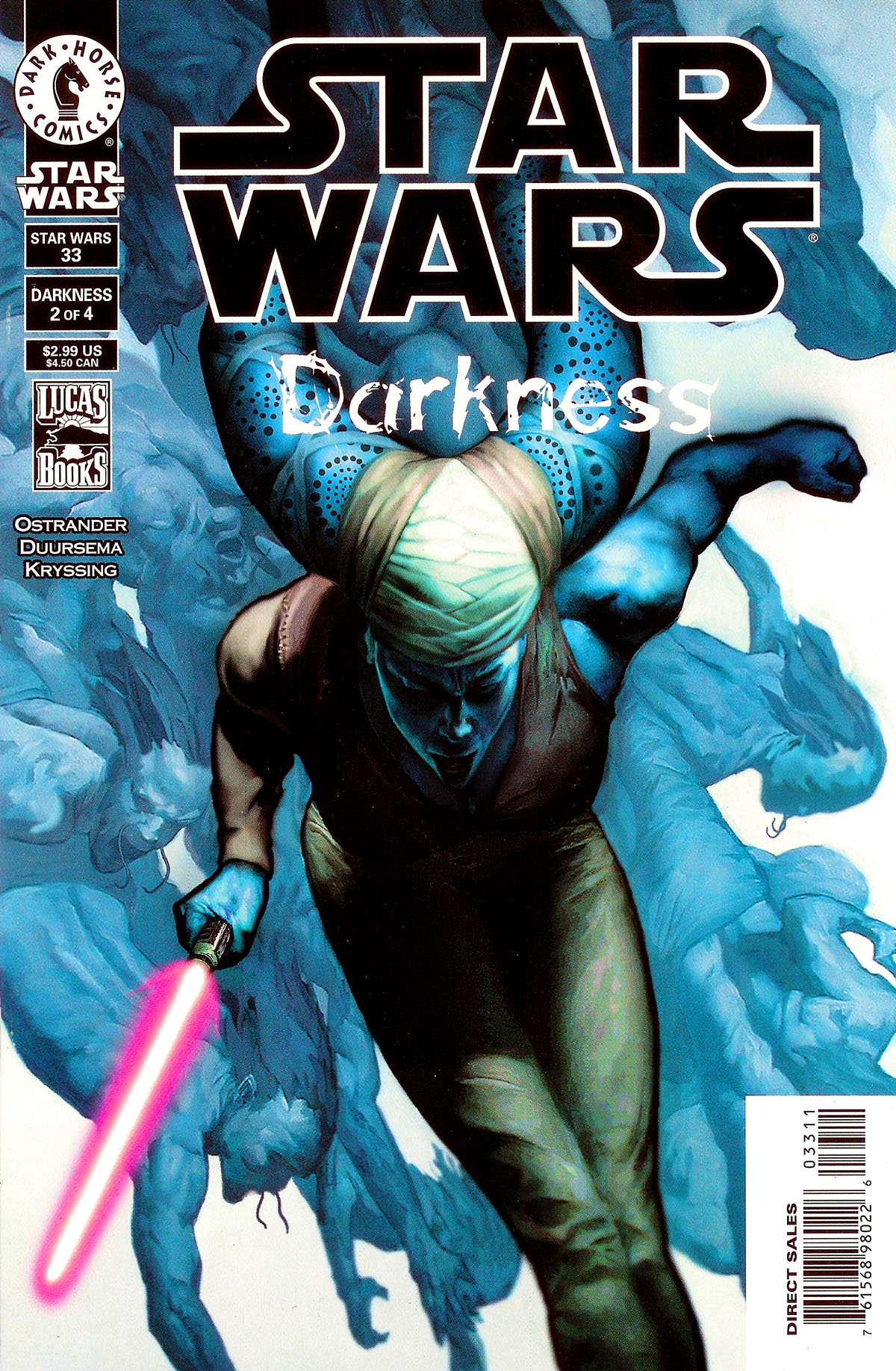 Image result for Aayla secura darkness 2 cover