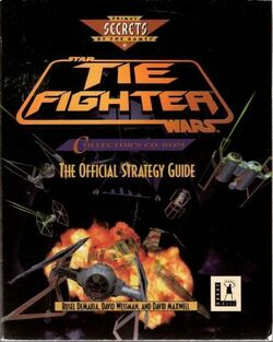 TIE Fighter Collector's CD-ROM - The Official Strategy Guide