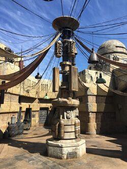 Courtyard Antenna SWGE