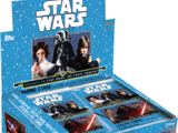 Star Wars: Journey to The Force Awakens trading cards