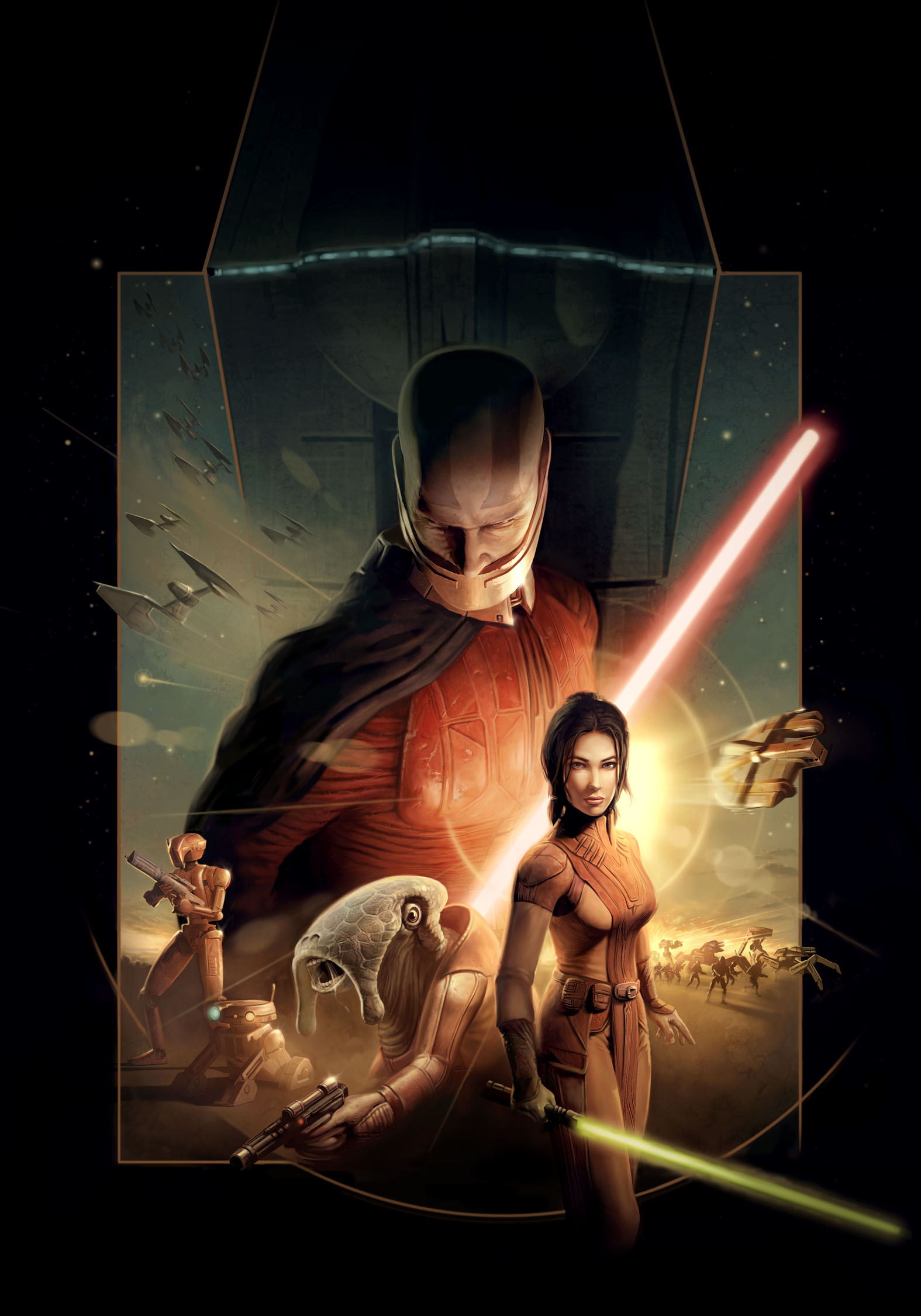 Star Wars: Knights of the Old Republic | Wookieepedia | FANDOM