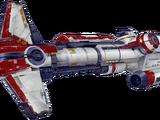 Sphyrna-class corvette
