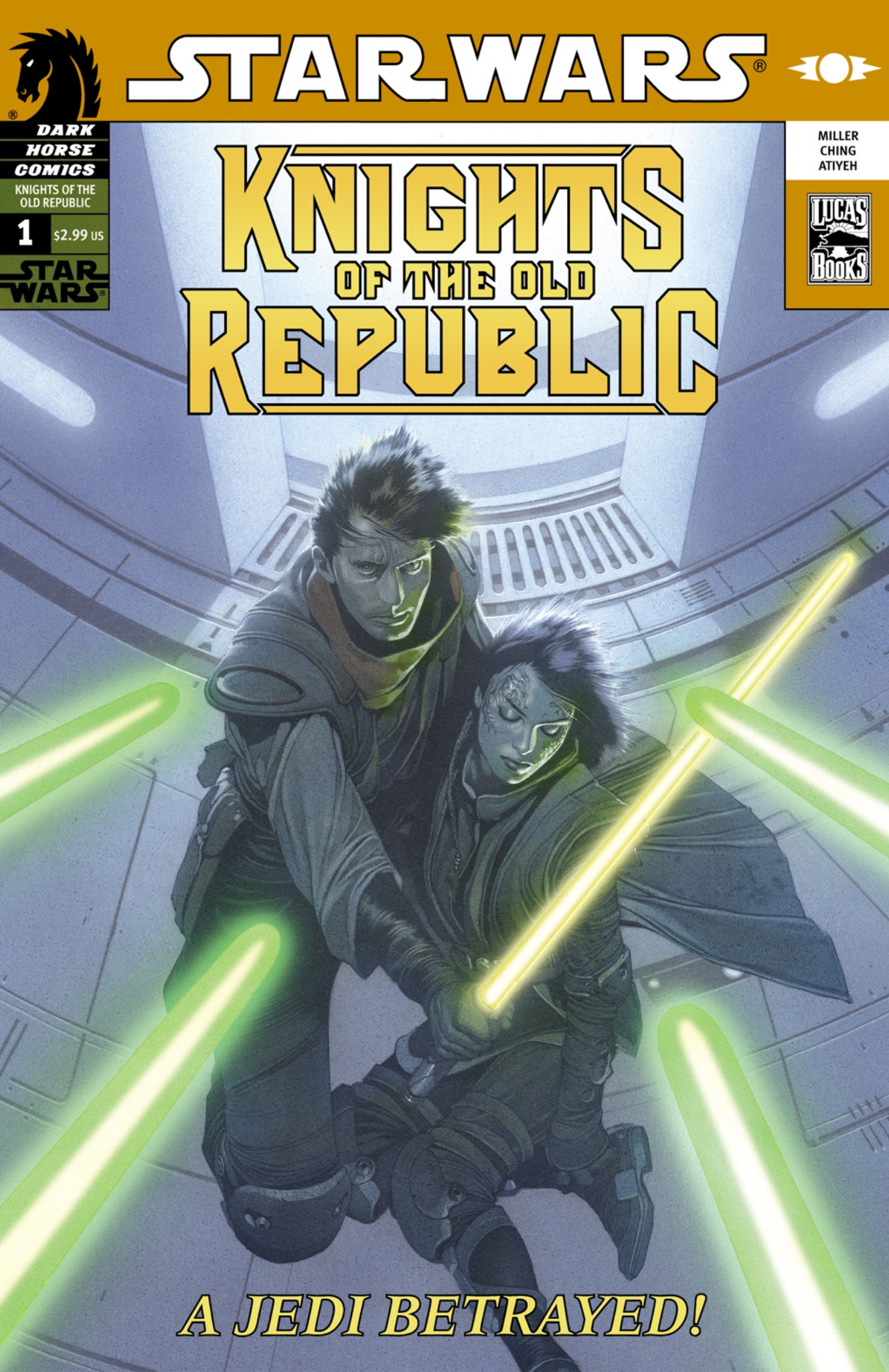 Star wars knights of the old republic wookieepedia fandom star wars knights of the old republic comics series fandeluxe Gallery