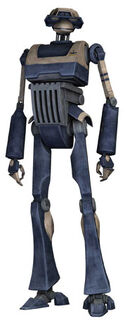 Tactical droid TCW