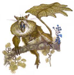 Leaftail