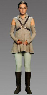 Padmé zwanger
