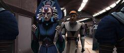 Satine Kenobi Coruscant