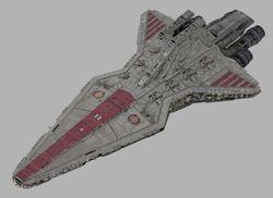 Jedi Attack Cruiser 1