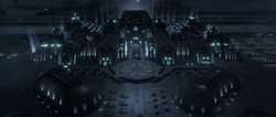 Republic military base