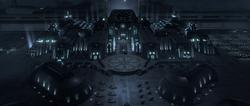 Republic military base