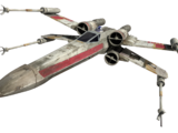 T-65 X-wing starfighter/Legends
