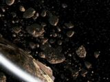 Hoth asteroid field