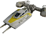 BTL Y-wing starfighter