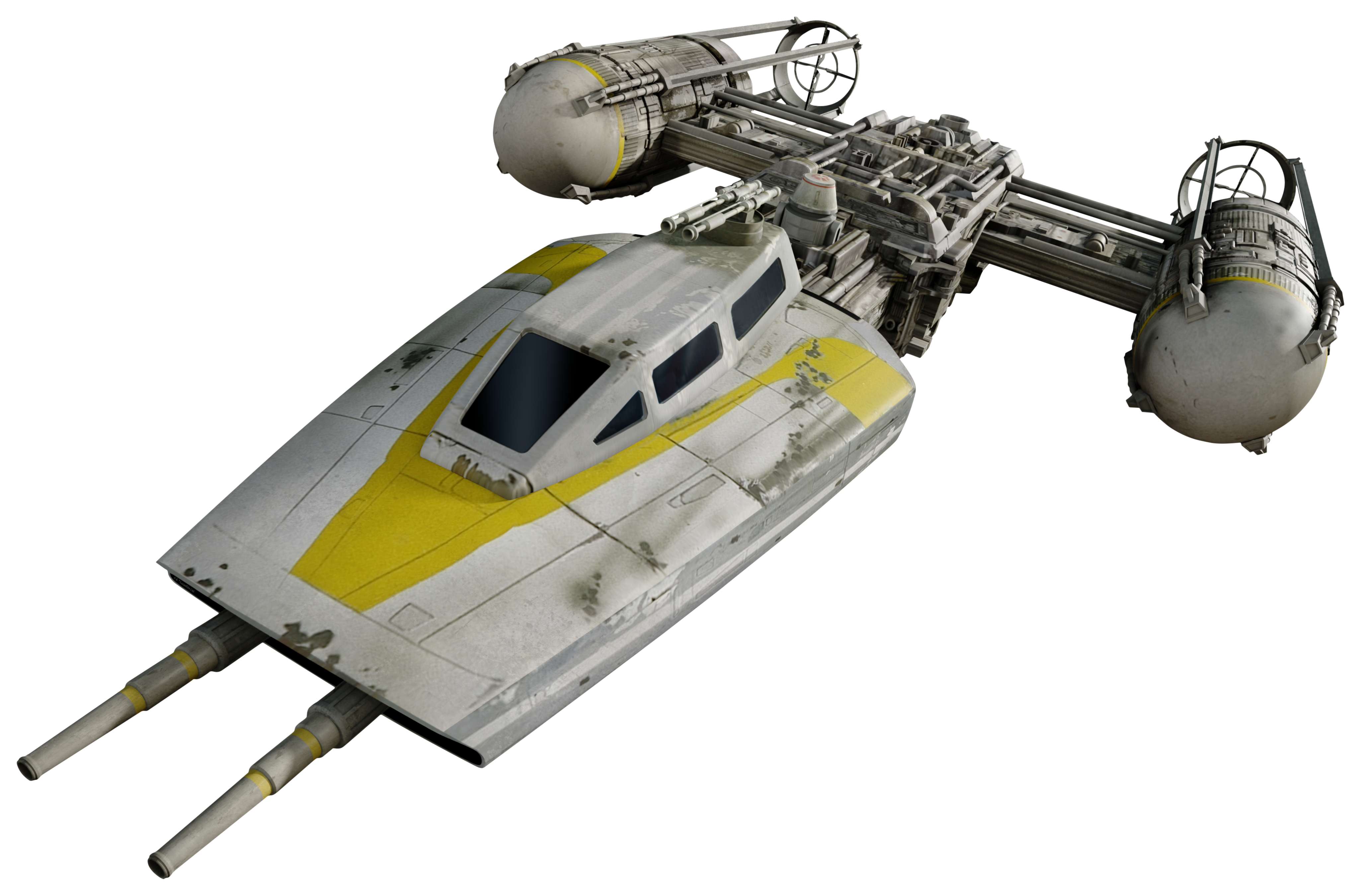 Btl Y Wing Starfighter Wookieepedia Fandom